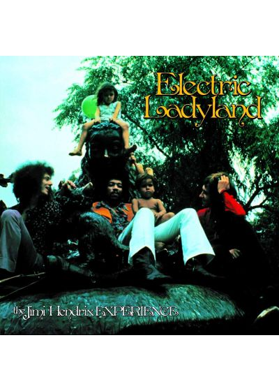 Jimi Hendrix - Electric Ladyland (Édition 50ème anniversaire - Deluxe - Blu-ray + 6 LP) - Blu-ray