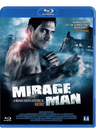 Mirage Man - Blu-ray