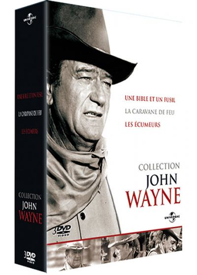 Collection John Wayne - DVD