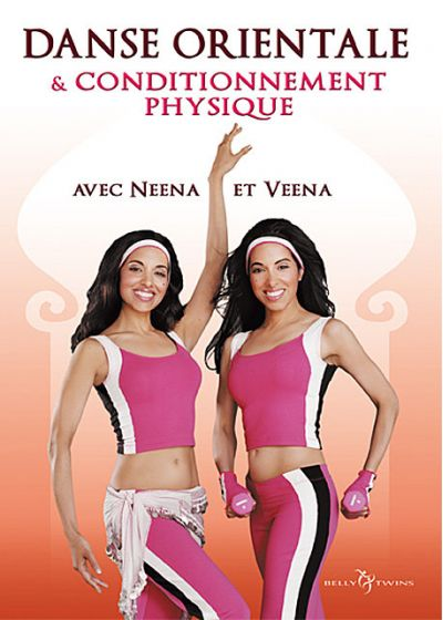 Danse orientale & conditionnement physique - DVD