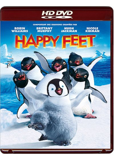 Happy Feet - HD DVD