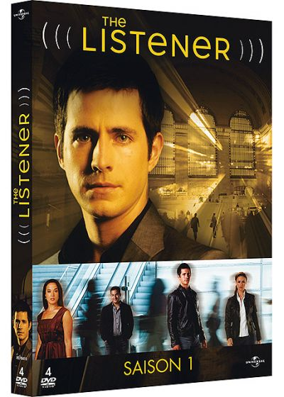The Listener - Saison 1 - DVD