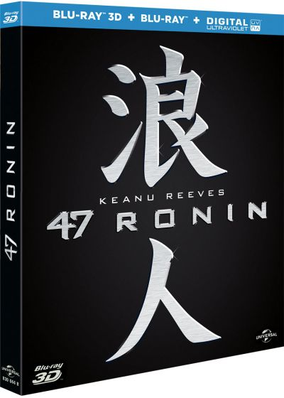 47 Ronin (Combo Blu-ray 3D + Blu-ray + Copie digitale) - Blu-ray 3D