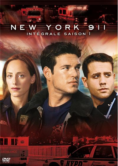 New York 911 - Saison 1 - DVD