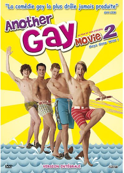 Another Gay Movie 2 (Version intégrale) - DVD