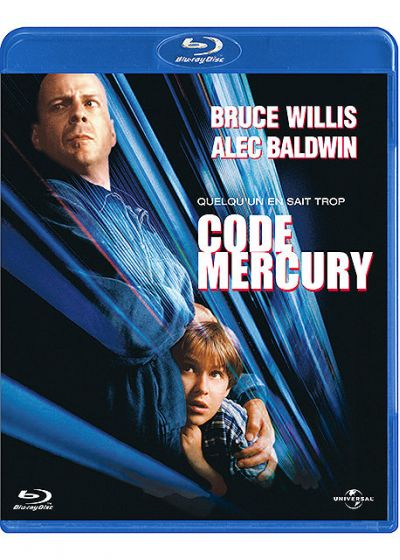 Code Mercury - Blu-ray