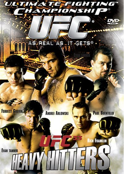 UFC 53 - Heavy Hitters - DVD