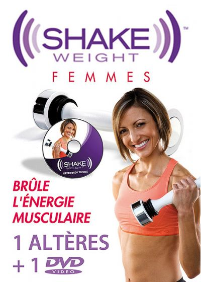 Shake Weight Femmes - DVD