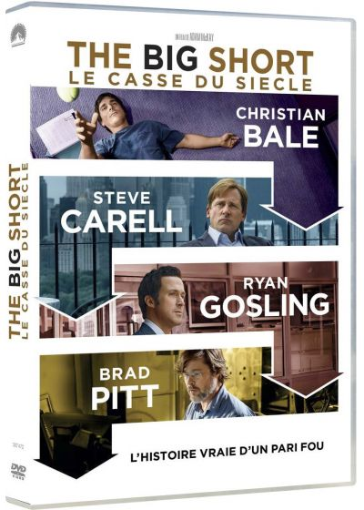 The Big Short : le casse du siècle - DVD