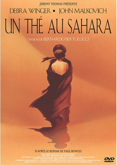 Un Thé au Sahara (Édition Simple) - DVD