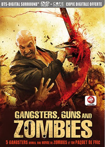 Gangsters, Guns and Zombies (DVD + Copie digitale) - DVD