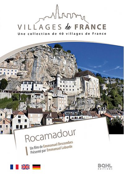 Villages de France volume 2 : Rocamadour - DVD