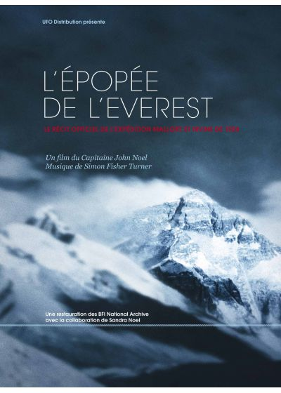 L'Epopée de l'Everest - DVD