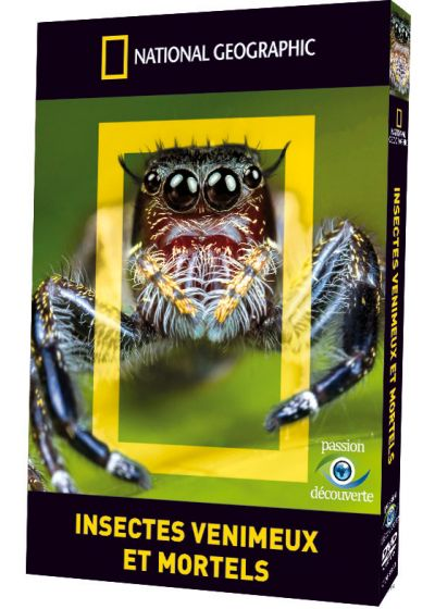National Geographic - Insectes venimeux et mortels - DVD