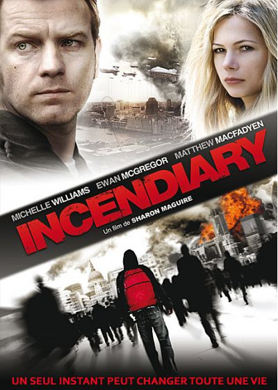 Incendiary - DVD