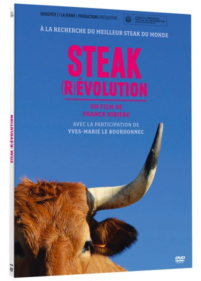 Steak (R)evolution - DVD
