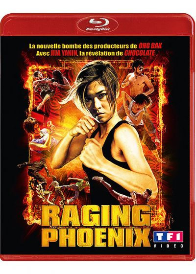 Raging Phoenix - Blu-ray