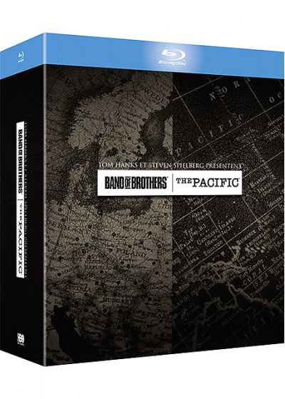 Band of Brothers + The Pacific (Édition Limitée) - Blu-ray