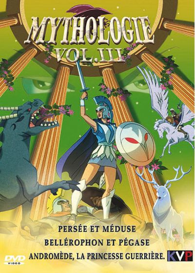 Mythologie - Vol. III - DVD