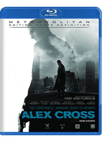 Alex Cross - Blu-ray