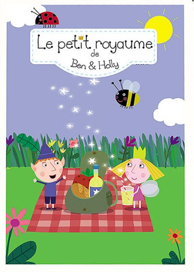 Le Petit royaume de Ben & Holly - Le pique-nique royal - DVD