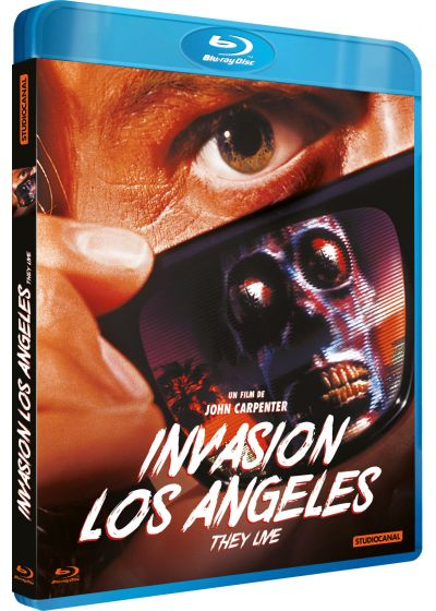 Invasion Los Angeles - Blu-ray