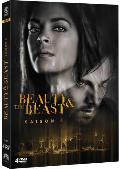 Beauty and the Beast - Saison 4 - DVD