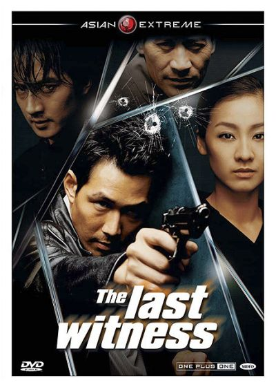 The Last Witness - DVD