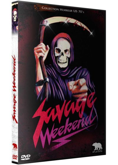 Savage Weekend - DVD