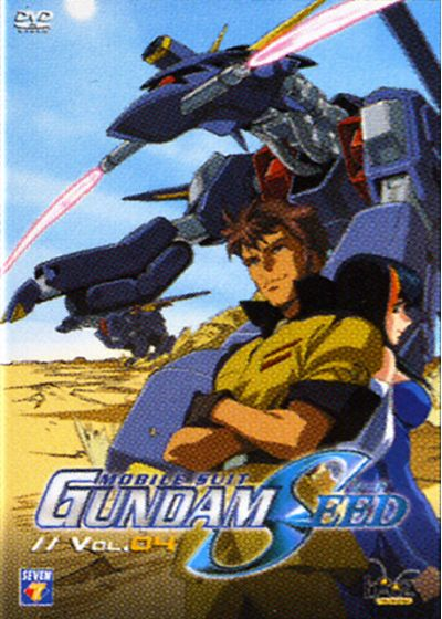 Mobile Suit Gundam Seed - Vol. 4 - DVD