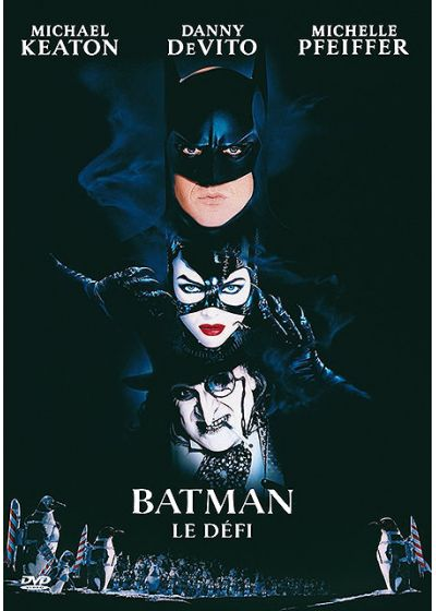 Batman, le défi - DVD