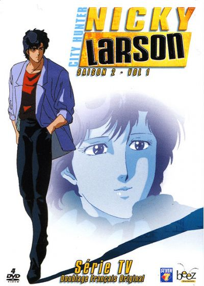 Nicky Larson - Saison 2 - Vol. 1 - DVD