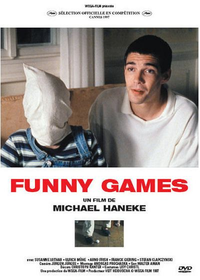 Funny Games - DVD