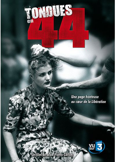 Tondues en 44 - DVD