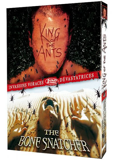 King of the Ants + The Bone Snatcher (Pack) - DVD