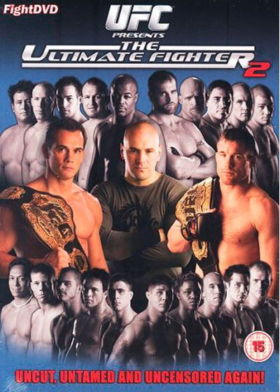 UFC : The Ultimate Fighter Season 2 - DVD