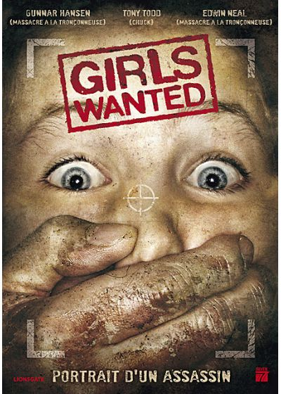 Girls Wanted - DVD