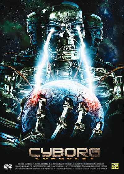 Cyborg Conquest - DVD