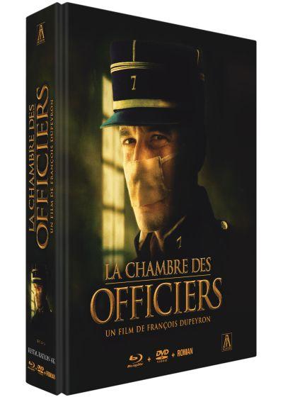 Dvdfr la chambre des officiers dition collector blu ray dvd livre blu ray - La chambre des officiers livre ...