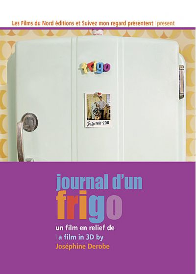 Journal d'un frigo - DVD