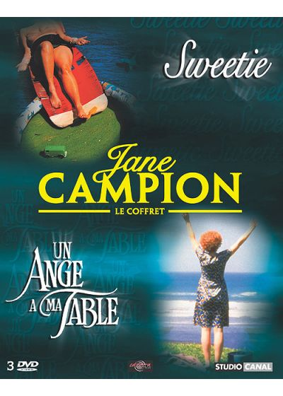Jane Campion - Le coffret - DVD