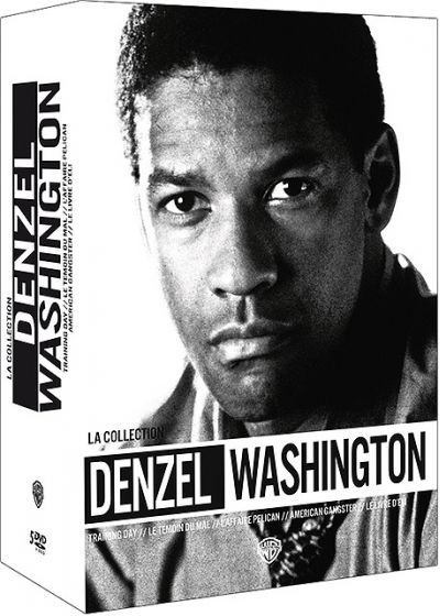 La Collection Denzel Washington - Training Day + Le témoin du mal + L'affaire pélican + American Gangster + Le livre d'Eli (Édition Limitée) - DVD