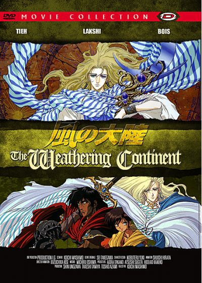 The Weathering Continent - DVD