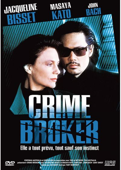 Crime Broker - DVD