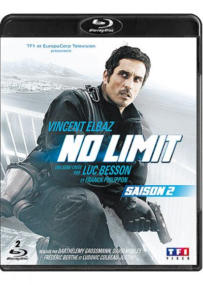 No Limit - Saison 2 - Blu-ray