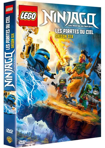 lego ninjago les matres du spinjitzu saison 6 les pirates du ciel - Lego Ninjago Nouvelle Saison