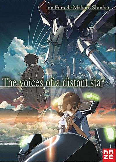 The Voices of a Distant Star - DVD