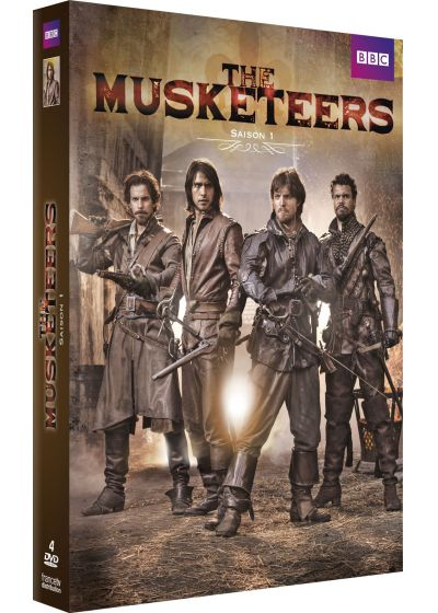 The Musketeers - Saison 1 - DVD