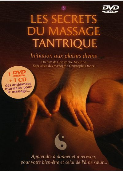 Les Secrets du massage tantrique (Édition Collector) - DVD