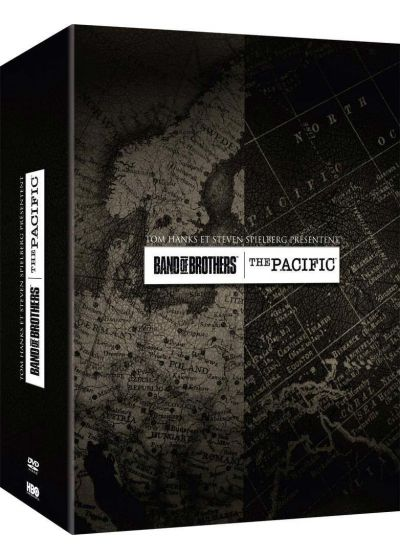Band of Brothers + The Pacific - DVD